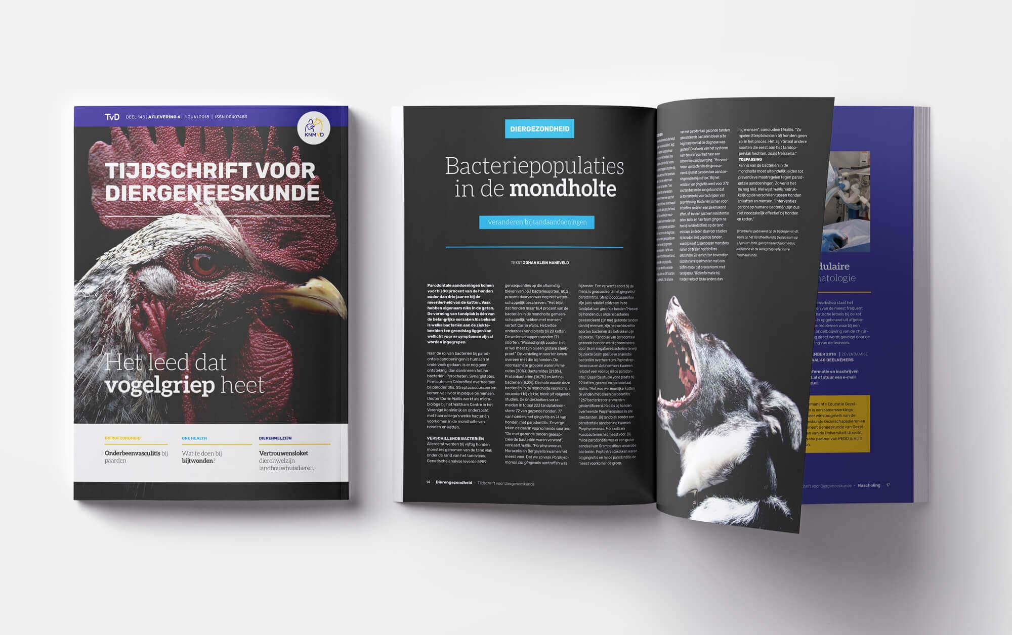 Tijdschrift voor Diergeneeskunde